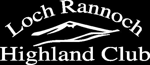 The Loch Rannoch Highland Club